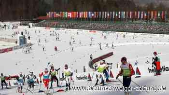 WM in Oberstdorf: Boomboxen gegen Stille: Langläufer wollen Stimmung machen