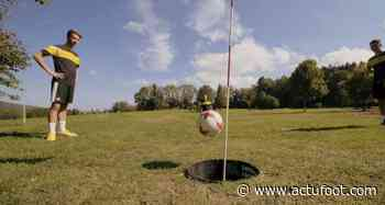 L'US Venelles se met au Foot Golf - Actufoot