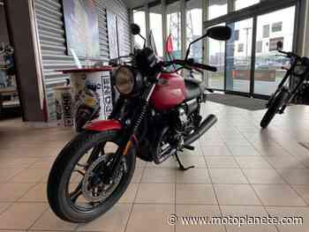 Moto-Guzzi V7 III STONE 750 2019 à 7400€ sur REZE - Occasion - Motoplanete