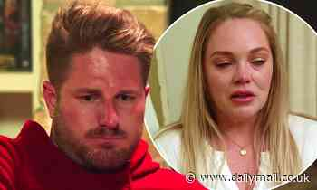 MAFS' Bryce Ruthven had a 'secret girlfriend' while he was filming the show