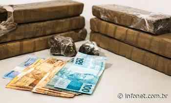 Polícia apreende mais de 6kg de maconha em Nossa Senhora do Socorro - Infonet