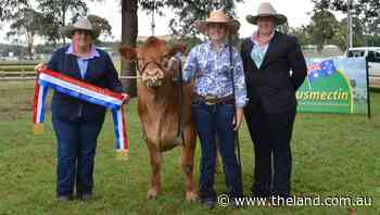 Wagga student takes out Canberra Royal school paraders win