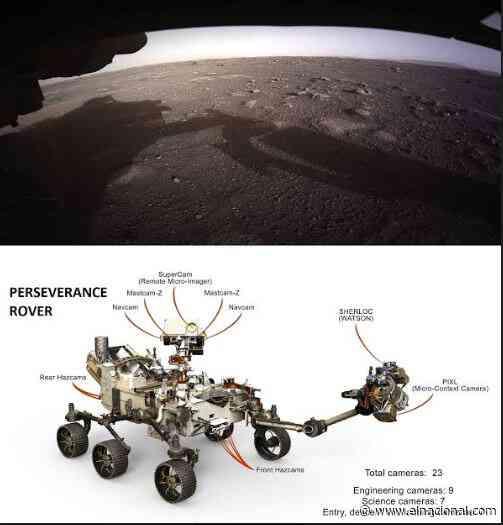 El Perseverance llegó para quedarse … en Marte