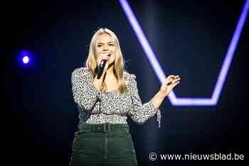 """Tini (20) waagt haar kans in The Voice: """"Toen ik niet meer kon dansen, begon ik te zingen"""""""