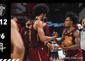 Hot-Shooting Cavs Take Second Straight