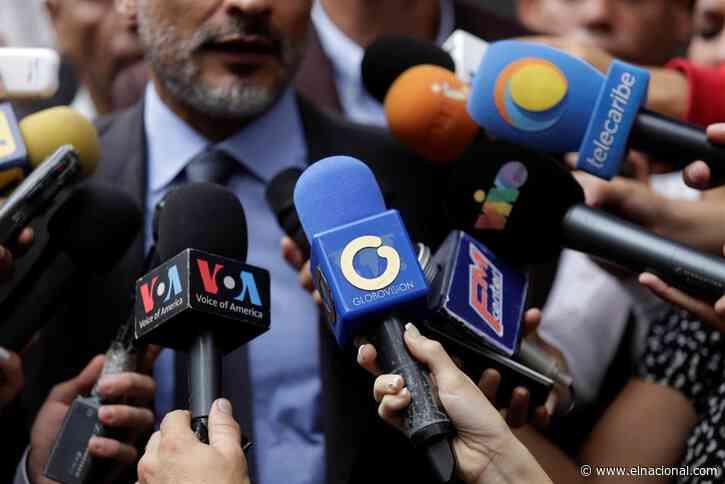 Ayuda internacional para los periodistas venezolanos