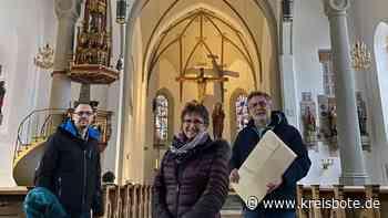 Sanierung der Pfarrkirche St. Peter und Paul in Oberstaufen ist weitgehend abgeschlossen - Kreisbote