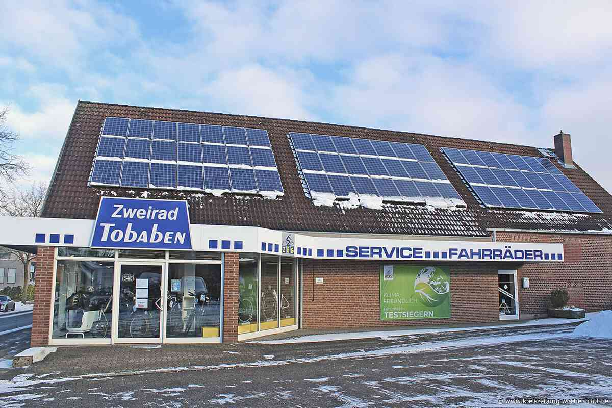 Zweirad Tobaben plant einen Neubau: Eine neue Radwelt in Harsefeld - Harsefeld - Kreiszeitung Wochenblatt