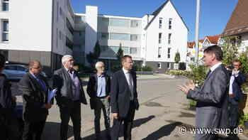Stadtentwicklung Laichingen: Stadt der Zukunft: Auch Bau eines Freibads vorgeschlagen - SWP
