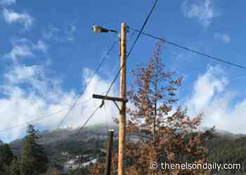 Kaslo resident frustrated with lack of customer service over replacement of power pole - The Nelson Daily