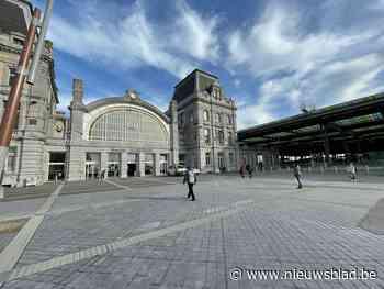 Stationsplein zal er binnenkort pak groener uitzien (Oostende) - Het Nieuwsblad