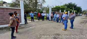 El desarrollo social llega a San Miguel Mecatepec, en Tihuatlán - Vanguardia de Veracruz