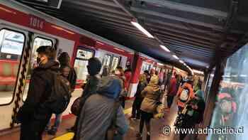 Alcalde de San Miguel volverá a poner recurso de protección contra Metro por protocolos sanitarios - ADN Chile