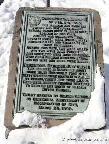 Letter: Schenectady massacre followed Lachine massacre in Canada - Times Union