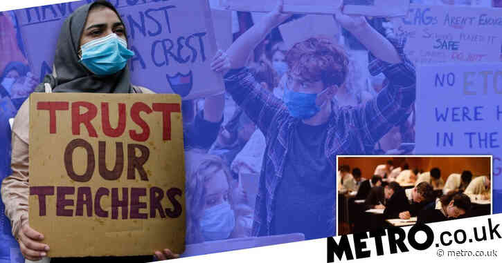 Schools to hold mini-tests with results day brought forward