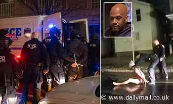 Protesters arrested in New York City after decision not to charge cops for Daniel Prude's death