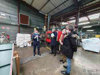 Seine-et-Marne. A Nangis, l'entreprise Fornells va bénéficier du Plan de relance de l'État - actu.fr