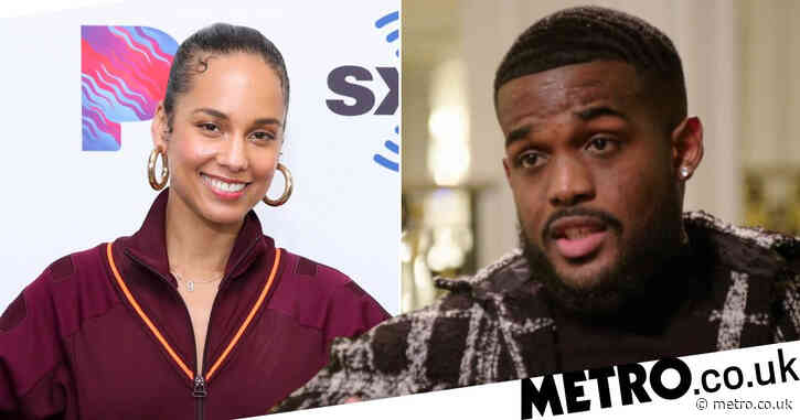 Tone-deaf singleton insists Alicia Keys was his singing teacher as he shows off vocal ability