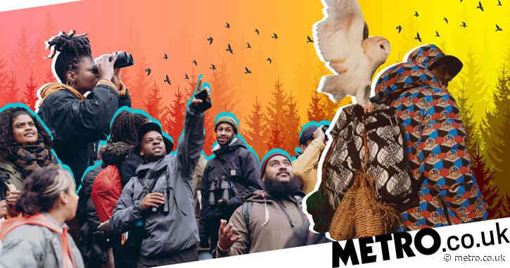 This Black bird-watching group provides a safe space for people of colour in nature