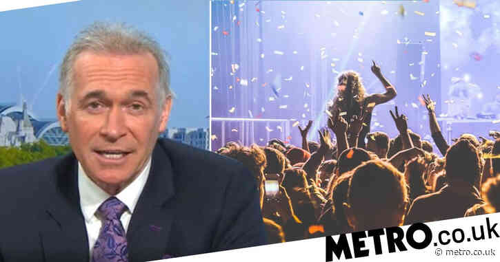 Dr Hilary 'worried' about mass gatherings as festivals set to go ahead this year amid pandemic