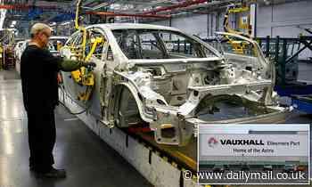 Future of Vauxhall's Ellesmere Port hangs in balance