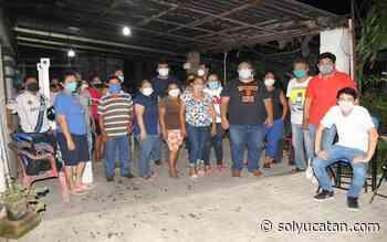 CANDIDATO A LA ALCALDÍA DE TIXKOKOB NO RESPETA EL SILENCIO ELECTORAL - Sol Yucatán