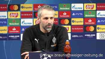 """0:2: Gladbach gegen """"dominantes ManCity verdient verloren"""""""