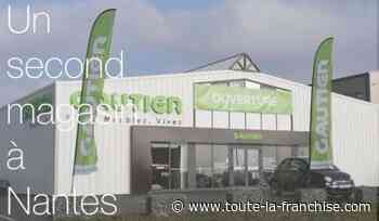 Gautier ouvre un nouveau magasin à Basse-Goulaine - Toute-la-Franchise.com