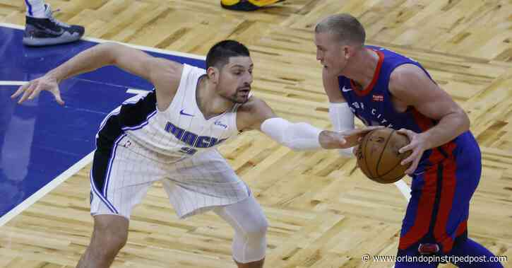 Pistons 105, Magic 93: Just an ugly game for the Orlando Magic