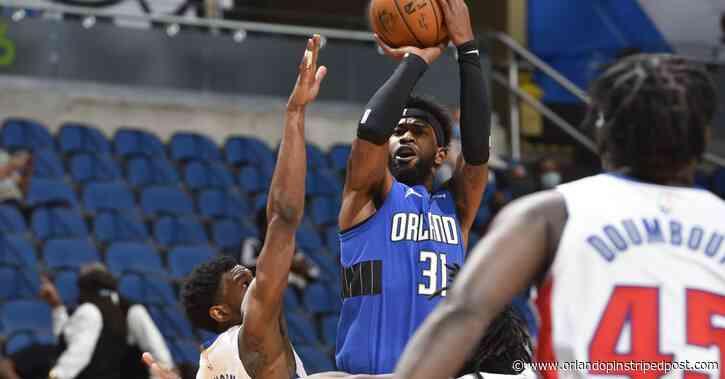 Game 32: Magic vs. Pistons GameThread