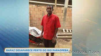 Homem desaparece próximo ao rio Paraopeba em Juatuba (MG) - R7.COM