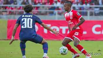 Kahata: Harambee Star believes Simba SC are among the best in Africa