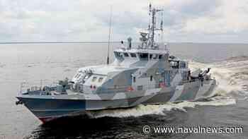 Zelenodolsk shipyard lays keel of Russian Navy's 13th Project 21980 boat - Naval News