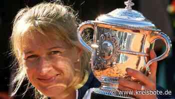 Steffi Graf: Andre Agassi postet Aufnahme von ihr - Tennis-Welt aus dem Häuschen - Kreisbote