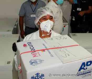 Sucre recibirá 4.136 vacunas de Sinovac y 960 más de Pfizer - El Universal - Colombia