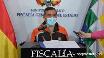 La fiscalía busca determinar los móviles del múltiple crimen en Sucre - Pagina Siete