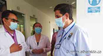 Secretaría de salud confirma que a Sucre no llegaron dos biológicos - EL HERALDO