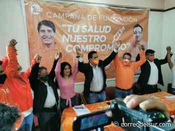 Gabriela Ordóñez del MNR retira su candidatura a la Alcaldía de Sucre - Correo del Sur