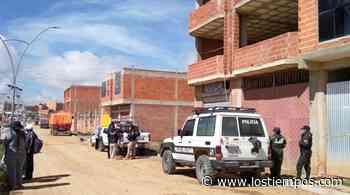 Un feminicidio y doble infanticidio, seguido de suicidio, consternan a Sucre - Los Tiempos