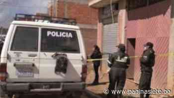Feminicidio, doble infanticidio y suicidio conmocionan a Sucre - Diario Pagina Siete