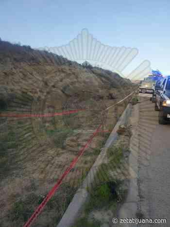 Hallan cadáver calcinado en Playas de Rosarito - Zeta