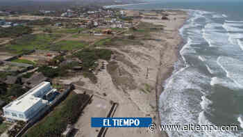 Reportan 1.500 ocupaciones ilegales en playas del Caribe - El Tiempo