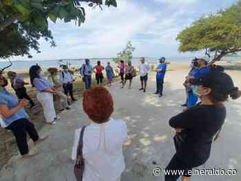 Buscan mitigar contaminación en playas de Cartagena, con apoyo de vecinos - EL HERALDO