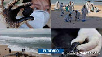 Cierran playas en Israel por abundante derrame de petróleo - El Tiempo