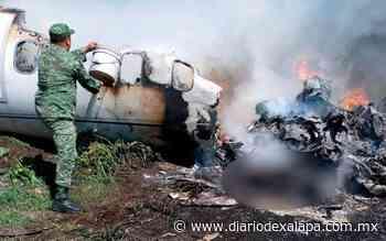 En avionazo, falleció capitán de Sanidad originario de Altotonga, Veracruz - Diario de Xalapa