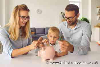 Child Benefit payments will go up in April - how much will you receive?