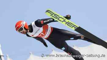 Skisprung-WM: Eisenbichler,Geiger und Paschke für Einzelspringen gesetzt