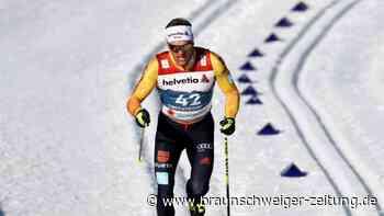 Nordische-Ski-WM: Verwirrende Zeitnahme:Eisenlauer erst Zweiter, dann 37.