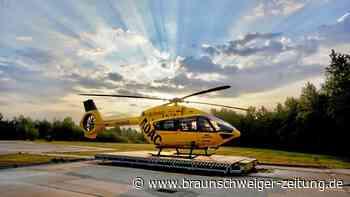 5169 Einsätze für die ADAC-Luftrettung in Niedersachsen