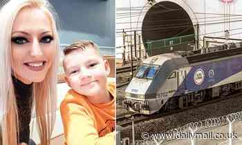 Boy, 11, from Telford has been stuck in France since visiting his father at Christmas